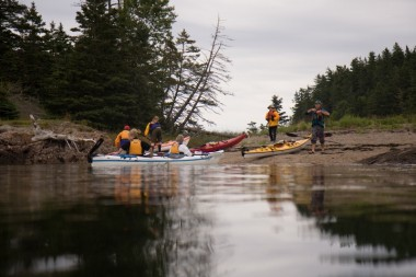 On multi-day trips, you'll get to camp on some of the most beautiful islands in Atlantic Canada