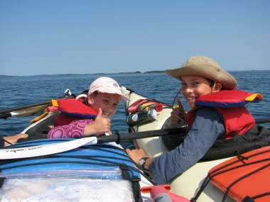 FAMILIES COME FIRST AT SEASCAPE, AND THERE IS NOTHING MORE FUN THAN EXPERIENCING KAYAKING THROUGH THE EYES OF A CHILD.