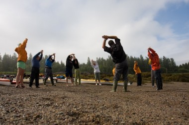 YOU CAN ENJOY A NEW YOGA AND KAYAKING COMBO IN NEW BRUNSWICK THIS SUMMER