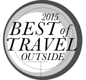 2015 Best of Travel Outside